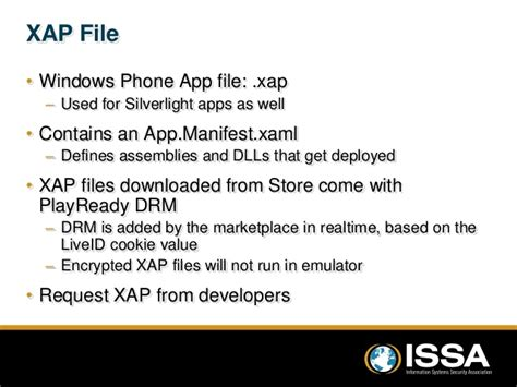 windows phone 8 security and testing wp8 apps