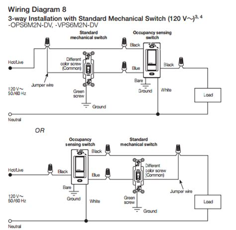 electrical   uncommon   switch wirings