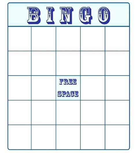 Bingo Template Bingo Template Free Gallery Template Design Ideas