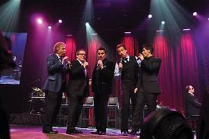 Don't miss the GAITHER VOCAL BAND!