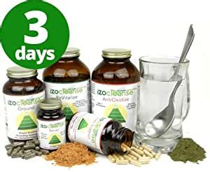 Amazon.com: iZO Superfood 3 Day Cleanse for Detoxification