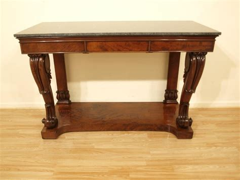 vintage console table some item supported antique console table awesome homes 3176