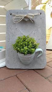 Wanddeko Für Draußen : die 25 besten basteln mit beton ideen auf pinterest betonieren beton basteln und zement ~ Eleganceandgraceweddings.com Haus und Dekorationen