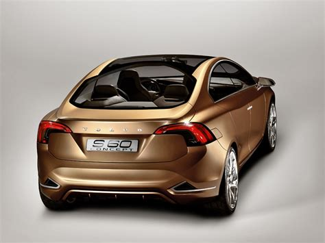 New Volvo S60 by 2009 Volvo S60 Concept Supercars Net