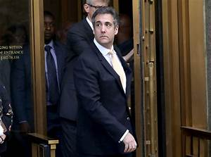 Michael Cohen pleads guilty, says he paid hush money at ...