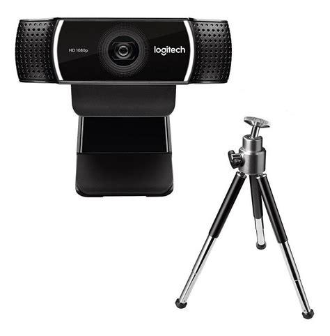 webcam logitech  pro  tripe full hd camera nfe