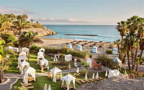 beach hotels   canary islands telegraph travel