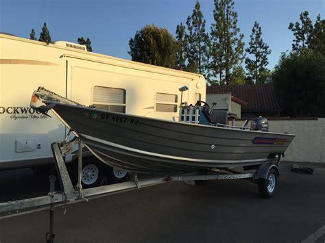 Fishing Boat Registration Bdo by 17 Klamath W 40 Hp Yamaha 6k Bloodydecks