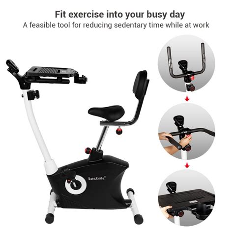 Recumbent Bike Fit Desk by Pricedepot Fitleader Uf6m Fitness Desk Magnetic