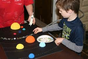 Solar System Project with Asteroid Belt
