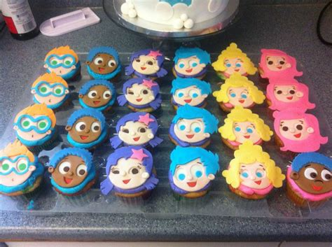 guppies cupcake decorations 134 best images about guppie on
