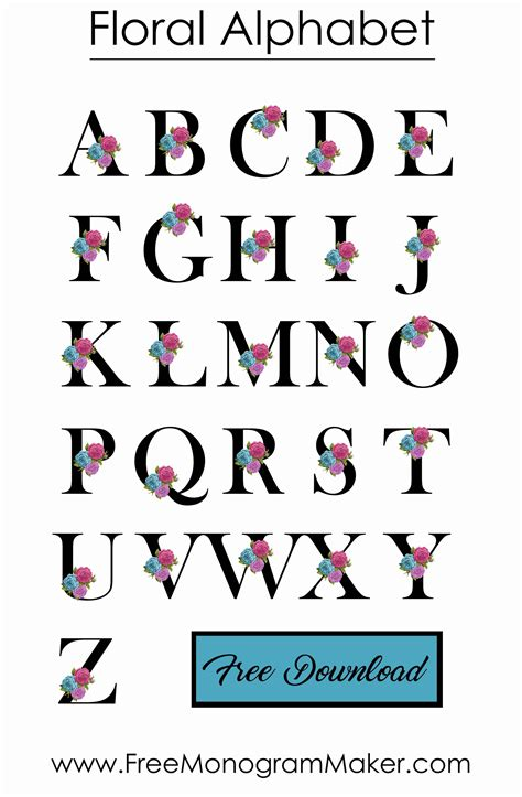 monogram fonts       monogram maker