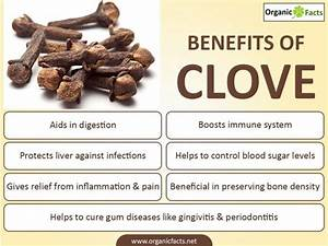 13 Surprising Benefits of Cloves | Organic Facts