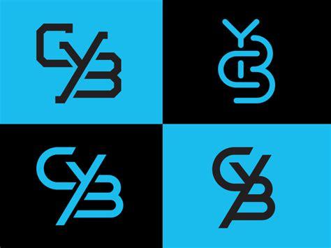 cyb monograms  brandt farmer  dribbble