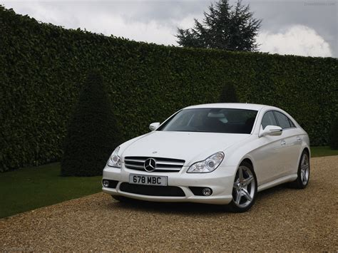 Mercedes Cls Class Picture mercedes cls class 2008 car picture 13 of 58