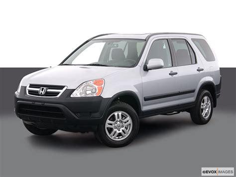 2004 Honda Cr-v Photos, Informations, Articles