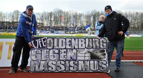 See actions taken by the people who manage and post content. VfB Oldenburg - VfB Oldenburg verurteilt Schmähungen