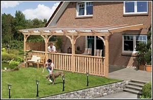 Seitenteile Für Terrassenüberdachung : terrassen berdachung selber bauen ci16 messianica ~ Whattoseeinmadrid.com Haus und Dekorationen