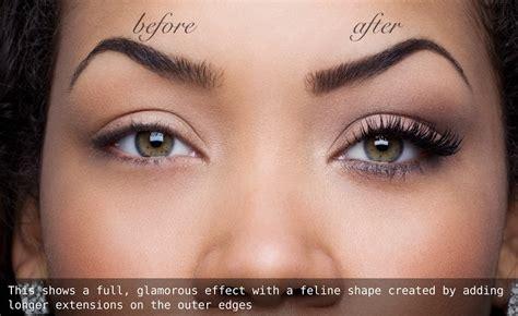 Beauty Review Eyelash Extensions Make Asian Eyes Pop