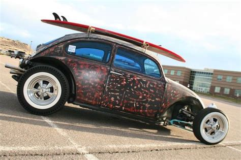 sell  volksrod  vw volkswagen custom beetle