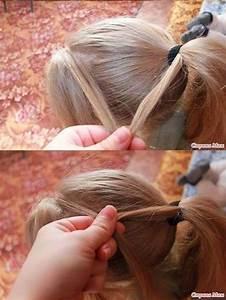Coiffure Facile Pour Petite Fille : une coiffure pour petite fille tresse petite fille coiffure simple et facile ~ Nature-et-papiers.com Idées de Décoration