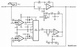 Level Shifting Circuit Diagram