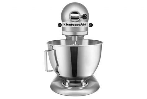 l essentiel de la cuisine par kitchenaid kitchenaid batteur sur socle ultra power argent par
