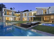 $229 Million Newly Built Modern Mansion In Los Angeles