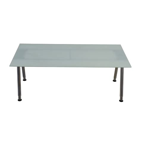 Ikea Table Top Desk by 69 Ikea Ikea Galant Glass Top Desk Tables