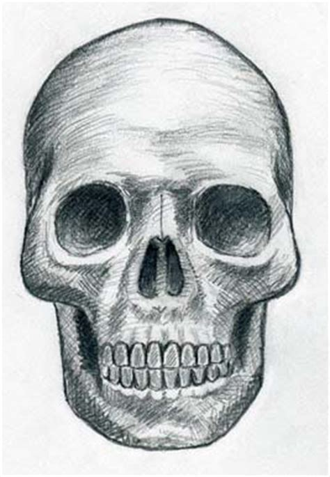 Draw Skulls Can This Easy