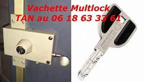 tuto comment changer une serrure vachette radial multlock With changer une serrure