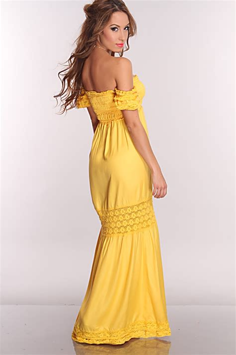 bright colored dresses 25 wonderful shoulder dresses to try styles weekly