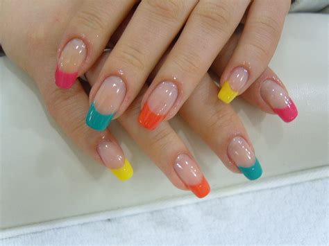 french manicure designs  home fashion belief