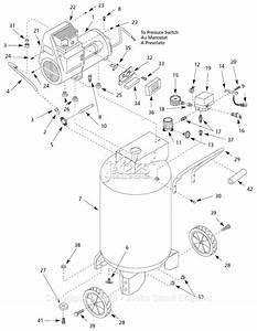 Campbell Hausfeld Wl611200 Parts Diagram For Air