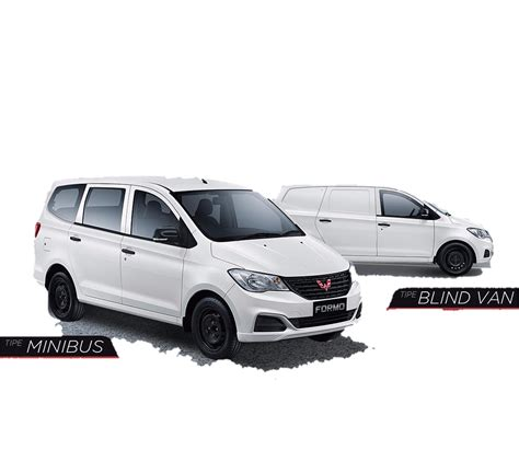 Wuling Formo Modification by Wuling Formo Showroom Wuling