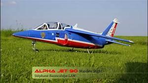 Alpha Jet A Vendre : alphajet edf 90 patrouille de france sb youtube ~ Maxctalentgroup.com Avis de Voitures