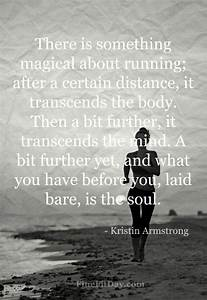 8 Inspirational Running Quotes - Fine Fit Day