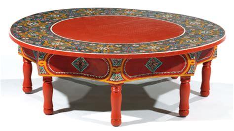 photo table basse marocaine