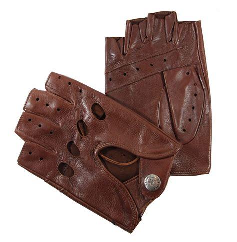cuisine chauffant mitaines de conduite homme en cuir marron glove