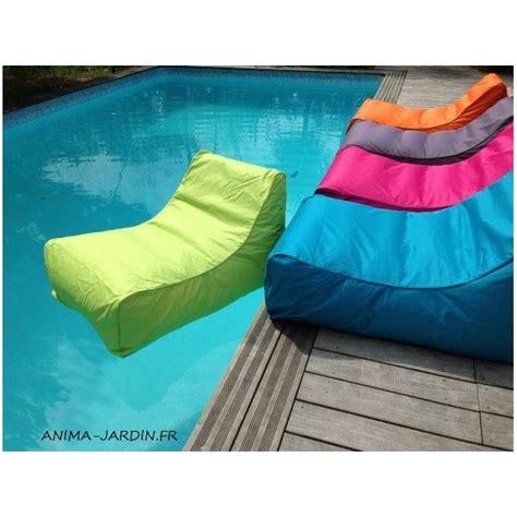 chaise longue gonflable pour piscine fauteuil flottant piscine kiwi gonflable canapé de