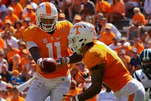 University of Tennessee Vols Football