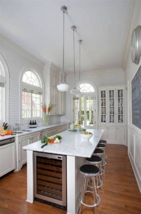 narrow kitchen island narrow kitchen island with seating kitchen island ideas