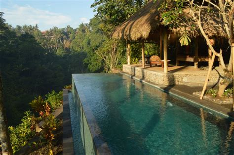 Infinity Pool At Alami Villa Ubud Bali Indonesia Vrbo
