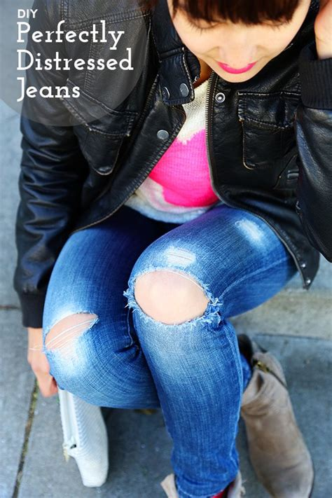 cool diy denim jeans project