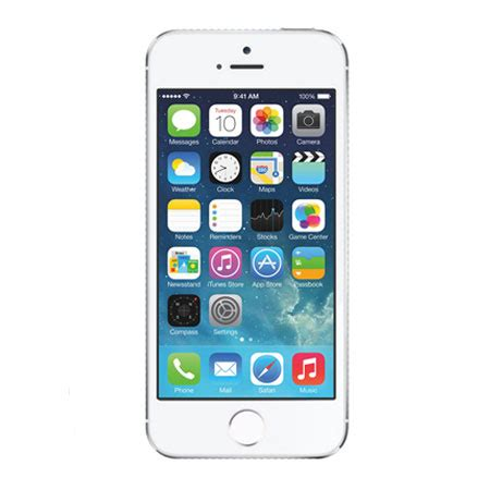iphone upgrade iphone 5s upgrade kit for iphone 5 silver mobilefun