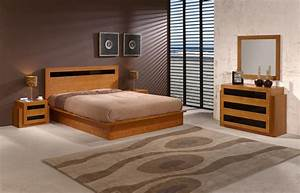 awesome chambre a coucher moderne simple ideas design With modele chambre a coucher