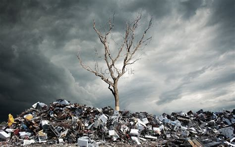 environmental pollution creative imagepicture