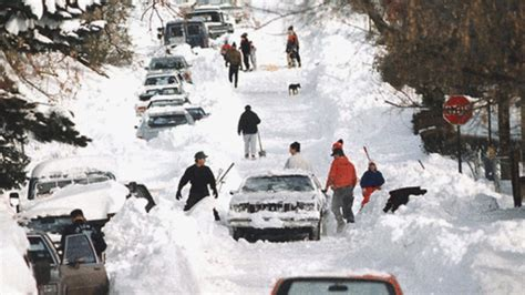 Remembering the Halloween Blizzard of 1991 | Duluth News ...