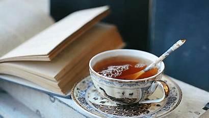 Tea Cinemagraph Cinemagraphs Cup Behance Olena Desserts