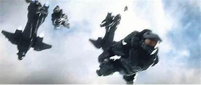 Halo Chief Master Drop Spartans Spartan Pelican